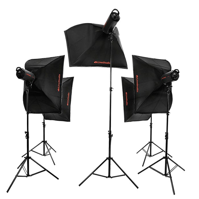 ortery-livestudio-5-light-kit